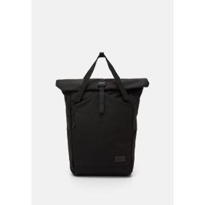 ドーナッツ メンズ バックパック・リュックサック バッグ CURRENT - Rucksack - black black