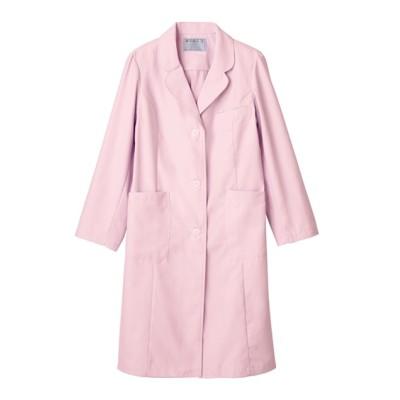 MONTBLANC 71-125 ドクターコート(長袖)(女性用) ナースウェア・白衣・介護ウェア