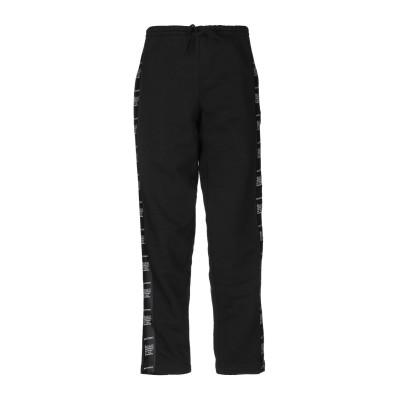 VETEMENTS パンツ ブラック S コットン 80% / ポリエステル 20% パンツ