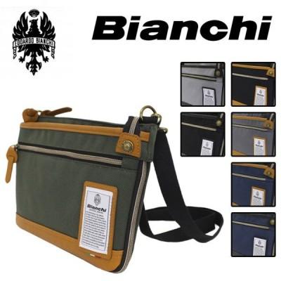 Bianchi(ビアンキ) NBTC-46 ショルダーバッグ 全7色 BIA008