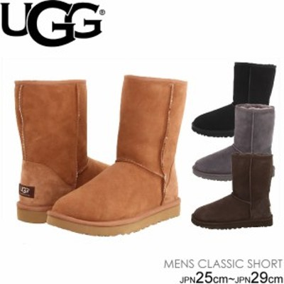 アグブーツ メンズ クラシックショート ムートンブーツ UGG MENS CLASSIC SHORT BOOTS 5800