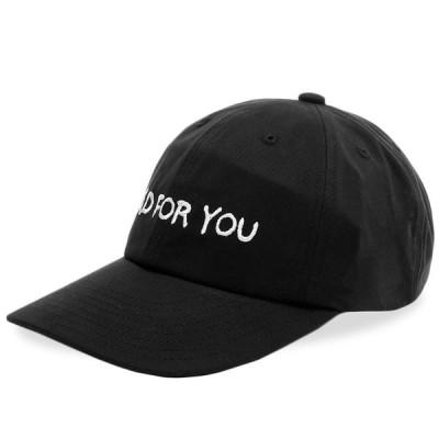 ナサシーズンズ NASASEASONS メンズ キャップ 帽子 Bad For You Cap Black