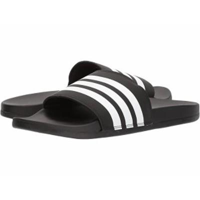 (取寄)アディダス メンズ アディレッタ コンフォート adidas Men's Adilette Comfort Black/White/Black