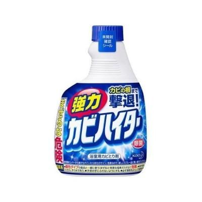 花王 強力カビハイター お風呂用カビ取り剤 付け替え 400ml 浴室用カビとり剤