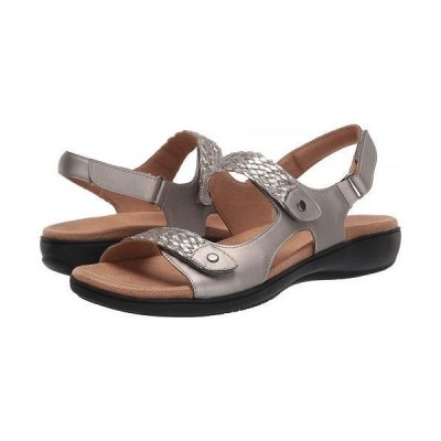 Trotters トロッターズ レディース 女性用 シューズ 靴 サンダル Teresa - Pewter