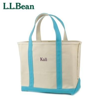 """エルエルビーン L.L.Bean M size 送料無料 Tote Bag トートバッグ キャンパス トート ショートハンドル """"Kali"""" スカイブルー メンズ 正規品"""