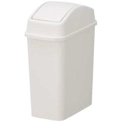 リス スイングペール 5.2L ゴミ箱 グレー 1個