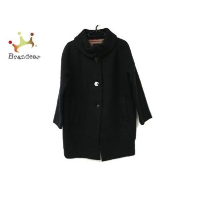 トゥモローランド TOMORROWLAND コート サイズ38 M レディース 美品 - 黒 長袖/秋/冬 新着 20201110