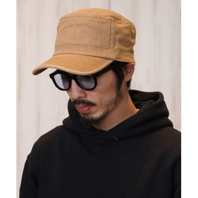 MIG&DEXI / DENIM WORK CAP デニムワークキャップ WOMEN 帽子 > キャップ