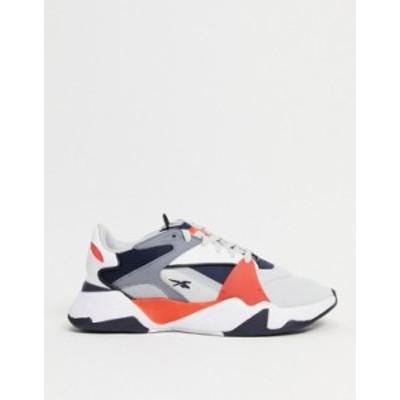 リーボック メンズ スニーカー シューズ Reebok Classics Preseason.01 sneakers in white White