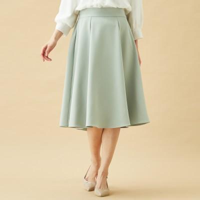 洗濯機で洗える◎フレアスカート【M―5L】