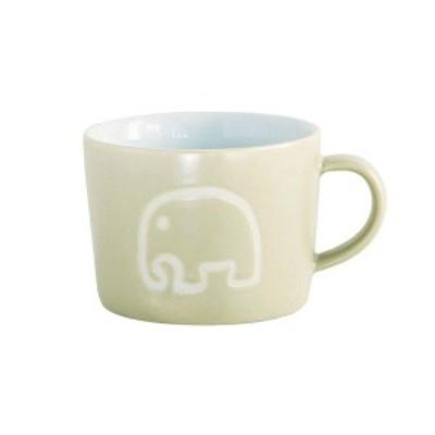 キッズマグ KIDS MUG ELEPHANT(代引不可)