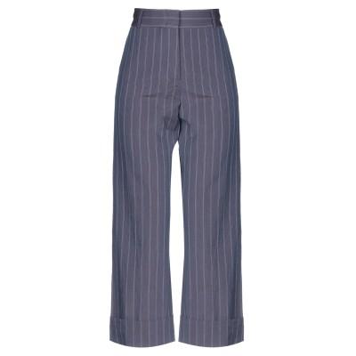 QL2  QUELLEDUE パンツ ブルー 38 バージンウール 100% パンツ