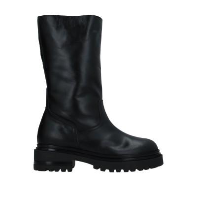 MILLÀ ブーツ ブラック 36 牛革(カーフ) ブーツ
