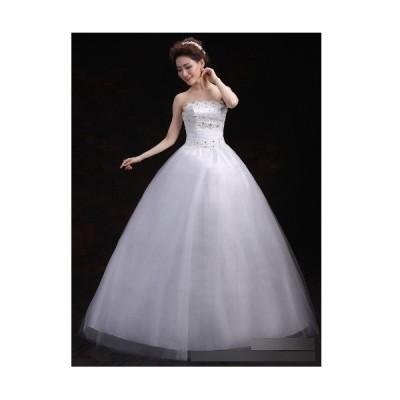 ウエディングドレス ロングドレス ウェディングドレス イブニングドレス 披露宴 二次会 結婚式 イベント 演奏会 発表会 カラードレス ナイトドレス