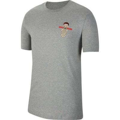 ナイキ Nike メンズ Tシャツ トップス Sportswear Sole Food Graphic T-Shirt Dk Grey Heather