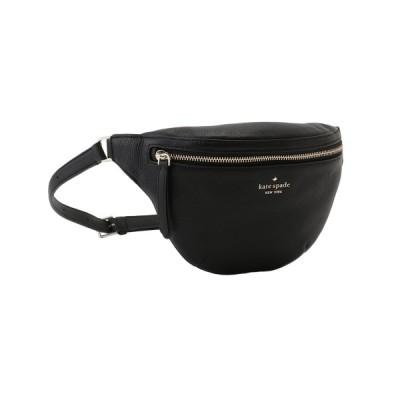 【即納】ケイト スペード Kate Spade レディース ボディバッグ・ウエストポーチ バッグ Jackson Body Bag Wkru5943 Black ジャクソン ヒップバック