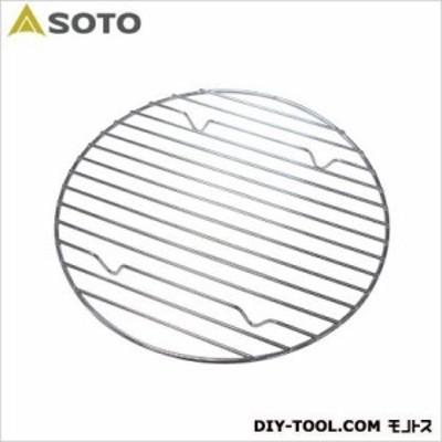 SOTO ダッチオーブン底網  直径170×高さ15mm8インチ用 ST-908NT