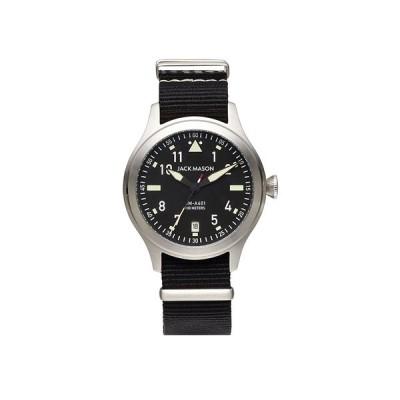 ジャックメイソン JACK MASON JM-A401-001 アヴィエーション 日本限定モデル 正規品 腕時計