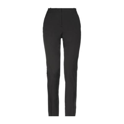 キルティ KILTIE パンツ ブラック 46 コットン 98% / ポリウレタン 2% パンツ