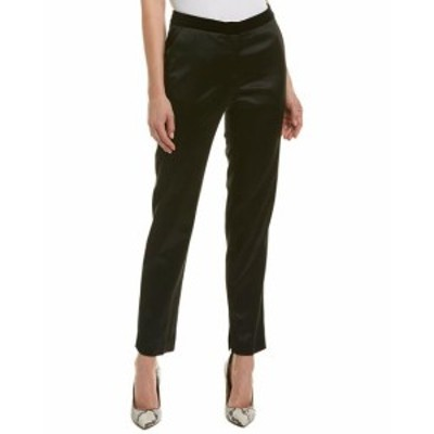 ファッション パンツ Reiss Beth High-Waisted Cigaret Pant 10 Black