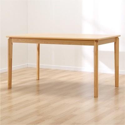 幅135cm ダイニングテーブル(インテール2 135 LBR) ニトリ 『玄関先迄納品』 『5年保証』