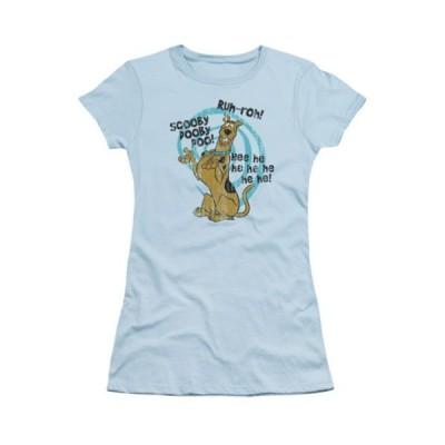 トップス 海外バイヤーセレクト Scooby Doo Quoted Junior T Shirt