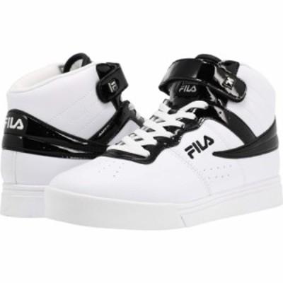 フィラ Fila レディース スニーカー シューズ・靴 Vulc 13 Mid Anodized White/Black/Black