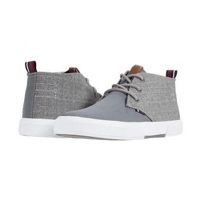 Ben Sherman ベンシャーマン メンズ 男性用 シューズ 靴 スニーカー 運動靴 Bristol Chukka - Dark Grey 1