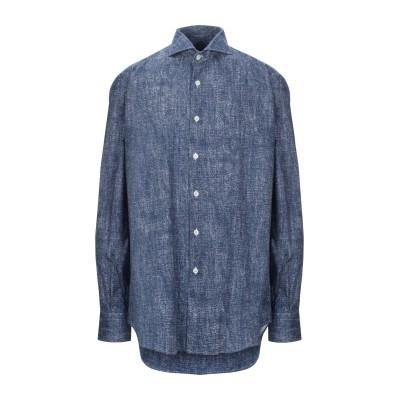 ローダ RODA シャツ ブルー 45 コットン 100% シャツ