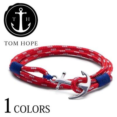 TOM HOPE トムホープ ブレスレット Arctic 3 ユニセックス メンズ レディース アンカーモチーフ アクセサリー