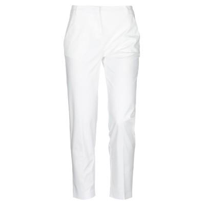 ピンコ PINKO パンツ ホワイト 40 コットン 95% / ポリウレタン 5% パンツ