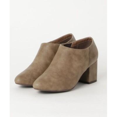 chumchum / mio notis / シンプルブーティ_dni WOMEN シューズ > ブーツ