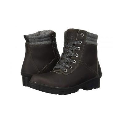 Kodiak レディース 女性用 シューズ 靴 ブーツ スノーブーツ Shari Arctic Grip - Gray