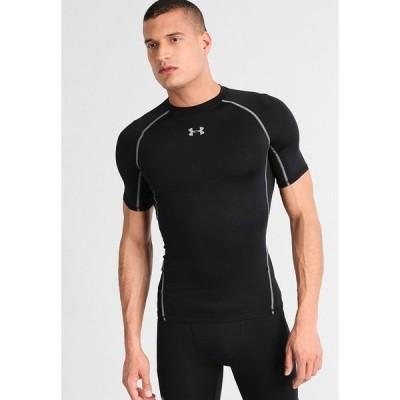 アンダーアーマー シャツ メンズ トップス Print T-shirt - schwarz/grau