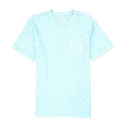 サウザーンタイド メンズ Tシャツ トップス BeachWalker Short-Sleeve Tee Aegean Blue