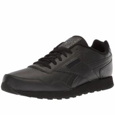 リーボック Reebok メンズ スニーカー シューズ・靴 Classic Harman Run Black/Black