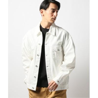 【ジョイントワークス】 10オンス ビッグジャケット メンズ ホワイト M JOINT WORKS
