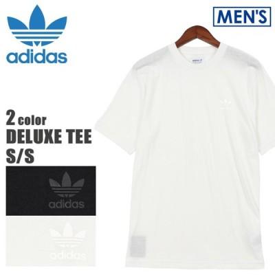 (ゆうパケット可)アディダス オリジナルス adidas originals 半袖Tシャツ DELUXE TEE S/S メンズ (海外モデル)
