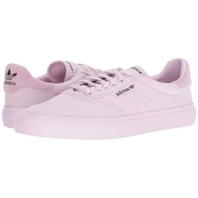 アディダススケートボーディング 3MC メンズ スニーカー 靴 シューズ Aero Pink/Aero Pink/Black