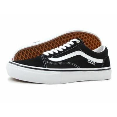 バンズ VANS スニーカー スケート オールドスクール ブラック/ホワイト 黒 Skate Old skool VN0A5FCBY28