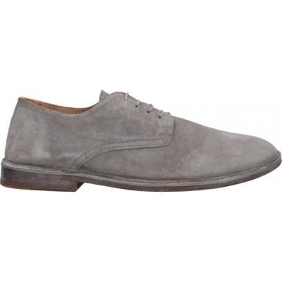 モマ MOMA メンズ シューズ・靴 laced shoes Dove grey