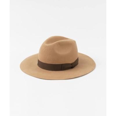 帽子 ハット Rohw master product×URBAN RESEARCH WIDE BRIM WOOL FELT HAT∴