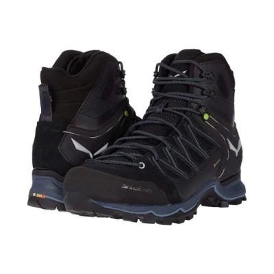 サレワ SALEWA メンズ シューズ・靴 Mountain Trainer Lite Mid GTX Black/Black