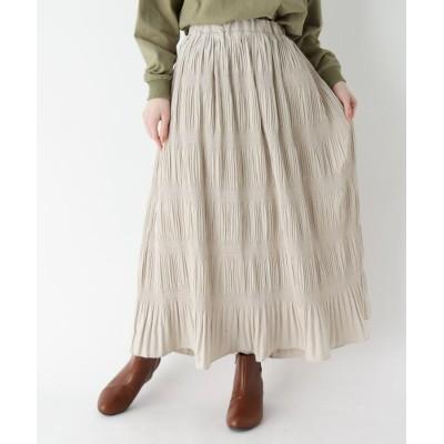 ZAMPA(ザンパ) マジョリカプリーツロングスカート
