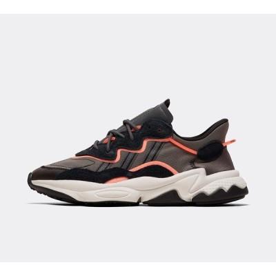 アディダス adidas Originals メンズ スニーカー シューズ・靴 ozweego trainer Black/Grey/Signal