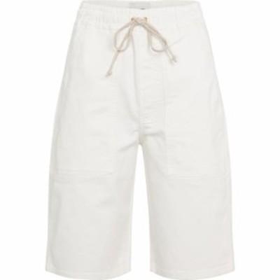 ナヌシュカ Nanushka レディース ショートパンツ デニム バミューダ ボトムス・パンツ hadi denim bermuda shorts White