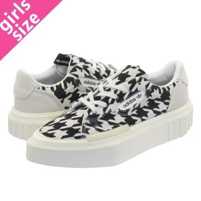 adidas HYPERSLEEK W アディダス ハイパースリーク ウィメンズ CRYSTAL WHITE/OFF WHITE/CREAM WHITE g54058