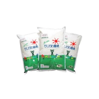 長浜市 ふるさと納税 滋賀県産 低農薬栽培 ミルキークイーン 白米 5kg×3袋