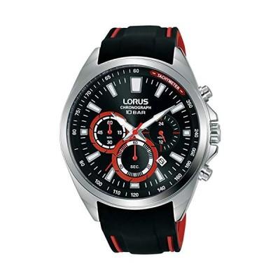 Lorus Sport Man Mens Analog Quartz Watch with Silicone Bracelet RT387HX9 並行輸入品